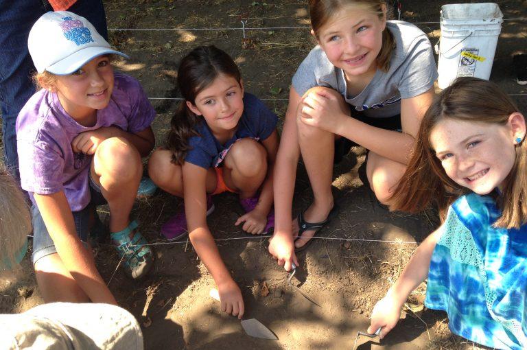 Archaeology Summer Camp